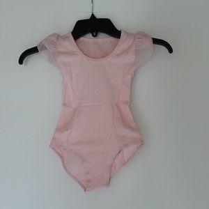 MDNMD Leotard Dance Ballet Pink AM000062